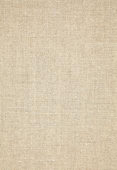 Wallcovering / Wallpaper | Damien Linen Weave in Greige | Schumacher