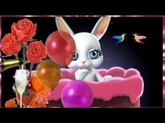 youtube rođendanske čestitke ღ♪* Sretan Ti Rođendan *♪ღ   YouTube | cestitke | Pinterest youtube rođendanske čestitke