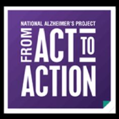 Become an Alzheimer's Advocate at www.alz.org/advocacy to learn more about NAPA