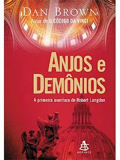 Anjos e Demônios - Dan Brown. Ação do início ao fim, além de ficção científica e um pouco de história. Vale muito a pena!