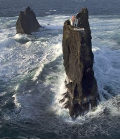 Islands and rocks - images from Iceland - Iceland Monitor