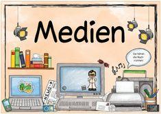 "Ideenreise: Themenplakat ""Medien"""