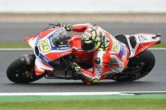 """MotoGP – Iannone: """"As alterações que fizemos na moto foram positivas"""""""