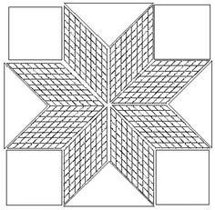 Image result for free lone star quilt pattern template