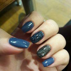 Autumn nails :)