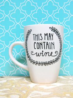 Every mom needs this mug...haha!  Come shope Whole Wild World for hand-stamped coffee mugs and tea cups and use coupon code: chirpholiday to receive 15% off items that are $14 or more.  Shop more deals at http://www.thechirpingmoms.com Yellow Friday shopping event all weekend long (11/22-11/24)!