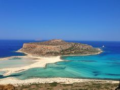 Which are the best beaches in Chania Crete Greece? Here you will find the top 5 that include Elafonisi beach and Balos beach. Santorini, Tour Eiffel, Balos Beach, Paris Tour, Road Trip, Sites Touristiques, Crete Greece, Greece Travel, Landscape Photos