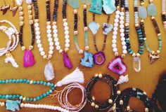 Jewelry by Sea Elise (based in Dallas).