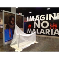 Imagine no malaria