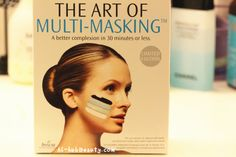 the art of multi-masking from Boscia #makeup #skincare #mask #love #beauty