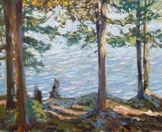 Garth Armstrong - Wolf Lake Kawartha Highlands II 8 x 10