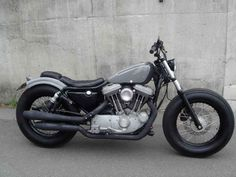Rigid_EVO Bratstyle Japanese Influence Bike Photos - Page 6 - The Sportster and Buell Motorcycle Forum