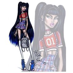 llustration by Hayden Williams (@ hayden_williams) #SchoolStyle : Look 2