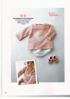 Little heart sweater.