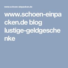 www.schoen-einpacken.de blog lustige-geldgeschenke