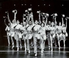 A CHORUS LINE opened on Broadway today 42 years ago! Jul 25, 1975