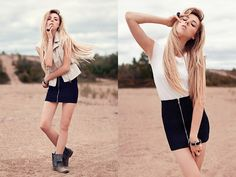 Don't let your feet touch ground (by Jessy Gosselin) http://lookbook.nu/look/3837803-Don-t-let-your-feet-touch-ground