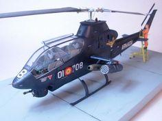 Bell AH-1G Cobra, REVELL 1/32 scale. Armada Española (Spanish Navy). #scale_model #helicopter #chopper