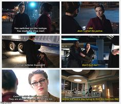 Lena Luthor, everybody