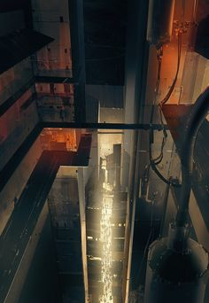"rhubarbes: ""ArtStation - energy sources, Bogdan Tufecciu """