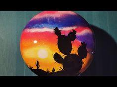 Sunset Cactus Friends 🌵 - YouTube Friends Youtube, Cactus, I Pay, Sunset, Rock, Sunsets, Skirt, Cactus Plants, Locks