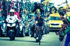 Nairo Quintana takes second - huge talent but what would he have been allowed to do had Valverde not lost so much time?
