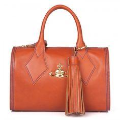 Vivienne Westwood..Dolce Vita Bowler ... so love tassel detail handbags <3<3<3