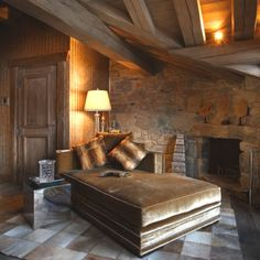 Courchevel chalet. The interior architecture and interior design created by EarlCrown working in conjunction with leading French interior designer Noelle Bonnemaison, who designed the interiors of the Saint Roche Hotel in Courchevel and La Tartane in St Tropez. [Online]. Available from: http://www.adelto.co.uk/setting-a-new-standard-of-luxury-in-courchevel-france/ [Accessed: 25 January 2013]