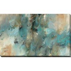 Portfolio Canvas 'Sanctuary II' by Elinor Luna Painting Print on Wrapped Canvas & Reviews | Wayfair