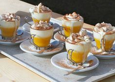 Bombardino is a popular winter drink in Italy, especially in the ski resorts -