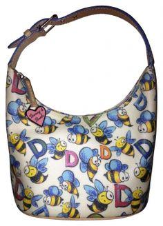Dooney & Bourke Bee Purse Shoulder Bag $59........Rachella!!!!