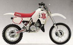 1988 Yamaha YZ80
