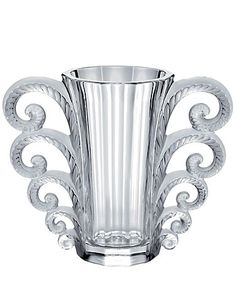 Lalique - Beauvaise Vase at Nielsens Gifts