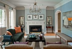 1000 images about living room ideas on pinterest duck for Duck egg blue living room ideas