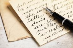 When Words Won't Flow - The Drawback Of Writing Love Letters
