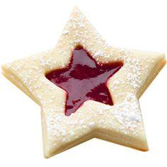 Shining Star Christmas Cookie - Yummy!