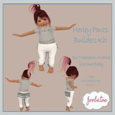 Zoobatos - Harley Pants