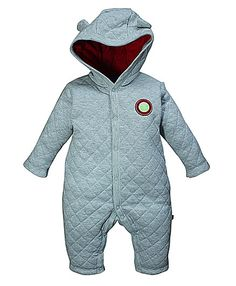 FS Mini Klub Hooded Quilted Romper - Grey http://www.firstcry.com/fs-mini-klub/fs-mini-klub-hooded-quilted-romper-grey/644801/product-detail