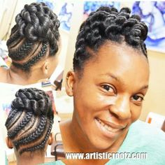 Admirable 1000 Images About Cute Looks For The Young Lady On Pinterest Short Hairstyles For Black Women Fulllsitofus