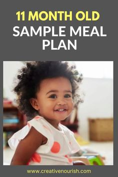 An Easy 11 Month Old Meal Plan. #mealplans #11monthold #babymealplan #babyfood #babyfoodideas Homemade Baby Puree Recipes, Pureed Food Recipes, Baby Food Recipes, Baby Meal Plan, Recipe For 6, Liquid Meals, Baby Led Weaning, 2nd Baby, That Way