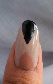 Long Length Press On Nails- Fall 2012 On Trend