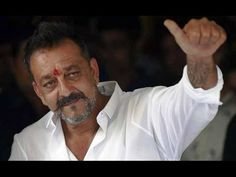 Sanjay Dutt at MLA Naseem Khan's son Aamir Khan's wedding reception.
