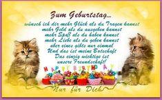 Geburtstags Bilder, Geburtstagskarten und Geburtstagswünsche für zu teilen