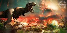 Jurassic Park T Rex, Jurassic Park Poster, New Jurassic World, Jurassic World Fallen Kingdom, Falling Kingdoms, Reptiles, Godzilla Wallpaper, Spinosaurus, Extinct Animals