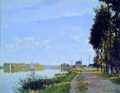 Claude Monet (1840-1926), The Promenade at Argenteuil (c.1872)
