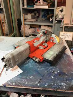 Thunderclaw Thundercats Vehicle , 3D PRINTED  Fragmintz  enterprises Thundercats, Nerf, 3d Printing, Vehicle, Home Appliances, Printed, Toys, Impression 3d, House Appliances