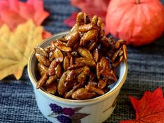 ... Nuts (and Seeds) on Pinterest | Candied nuts, Rocky road cupcakes and