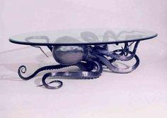 Tentáculos -> soporte de mesa