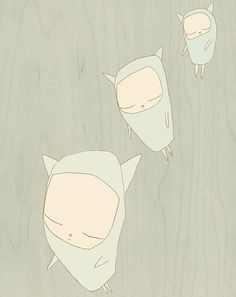 Freefall by ashleyg on Etsy #illustration #art