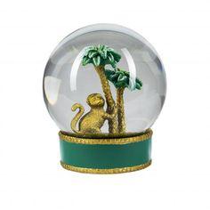 Glitterkule Ape   Kremmerhuset Snow Globes, Interior, Home Decor, Decoration Home, Indoor, Room Decor, Interiors, Home Interior Design, Home Decoration